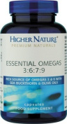 Higher Nature Essential Omegas 3:6:7:9 180 capsule