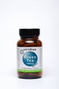 Viridian Green Tea Leaf 500mg (Organic) 30 Veg Caps