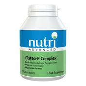 Nutri Advanced - Osteo-P-Complex (Multivitamin & Mineral complex for the bones) - 120caps