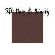 Solida SUPRAFORM Large Triangular Tie Hair Net - BROWN
