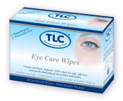 TLC Lid Hygiene Wipes TRIPLE PACK 3 x 20 wipes - Original