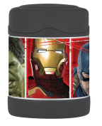 Thermos 300ml Funtainer Food Jar, Avengers