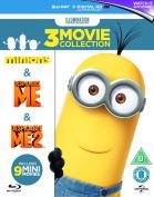 Despicable Me/Despicable Me 2/Minions [Region B] [Blu-ray]