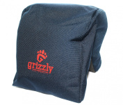 Grizzly Camera Bean Bag (LARGE-BLUE), Photography Bean Bag, Video Bean Bag, Camera Support, Camera Sandbag, Camera Beanbag, Spotting Scope Support, Birders Camera, Bean Bag Tripod, African Safari Equipment, Photography Tours. Heavy Stitching, Tough, Re ..