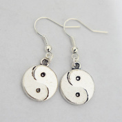 Charm Yin Yang Earrings Yin Yang Earrings Jewellery Best Gift for Woman Everyday Gift Best Gift