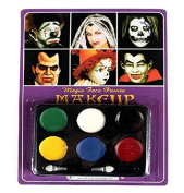 Halloween Holiday Fancy Dress Party Body Face Painting Make up Kits