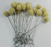 CHENGYIDA 20- PACK 15cm Wool Daubers