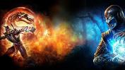 110cm x 60cm Mortal Kombat 9 Silk Poster 3GSC-2F2