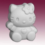 SDONG Hello Kitty S040 Craft Art Silicone Soap mould Craft Moulds DIY Handmade soap moulds
