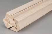 Balsa Triangle Stock 1.9cm X 90cm