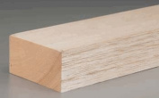 Balsa Wood 2 X 10cm X 90cm (1)