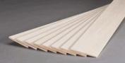 Balsa Wood 3/16 X 7.6cm X 90cm