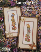 Butterfly Inn Counted Cross Stitch