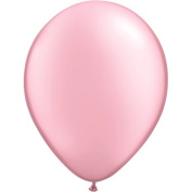 Mayflower 6530 13cm Pearl Pink Latex Balloon Pack Of 100