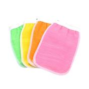 Great Deal(TM) 1pc Shower Exfoliating Wash Skin Spa Bath Gloves