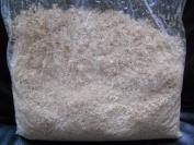 80ml SHREDDED NATURAL GROUND LOOFAH LUFFA POWDER GRANULE FOR MAKING SCRUB, BATH SOAP, CLEANSER