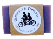 Lavender Lover Organic Bar Soap