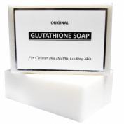ORIGINAL GLUTATHIONE WHITENING SOAP 120G - MORE EFFECTIVE THAN DIANA STALDER GLUTATHIONE SOAP Specially formulated to lighten skin, fade dark spots and freckles