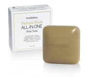 AUTHENTIC MOSBEAU PLACENTA WHITE ALL-IN-ONE BODY WHITENING SOAP Placenta White Underarm & Inner Thigh Cream is infused with more whitening and moisturising ingredients
