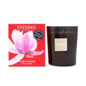 Esteban Magnolia Rose Scented Candle 200ml