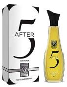 After 5 for Women European American Design Eau De Toilette Spray 2.5 Fl. Oz.