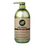 New Woosin R & b Natural Henna Spa Therapy Hair Rinse Treatment 500ml(16.9oz) Made in Korea
