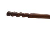 Cutout Spiral Sono Wood Hair Stick