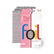 Product Club Pink Ribbon Foil 225 Pre Cut Sheets