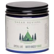Shear Revival Crystal Lake Water Based Pomade America's Strongest Holding Water-based Pomade