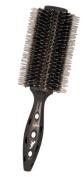 YS Park Hair Brush - Black Carbon Tiger Brush- YS650