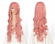 Besgo 80cm Classical Sexy Heat Resistant Female Cosplay Wig with Wig Cap