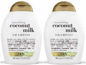 Organix Nourishing Coconut Milk Shampoo 380mls