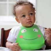 Make My Day Soft Silicone Baby Bib with Gift Box