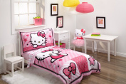 Sanrio Hello Kitty Sweetheart 4 Piece Toddler Bec Set, Toddler