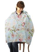 Simplicity Breastfeeding Nursing Poncho Cover Up, Blue Background