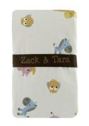 Zack & Tara Change Pad Cover - Adorable Animals