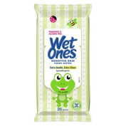 Wet Ones Infant Sensitive Wipes - Travel Size 20-Count