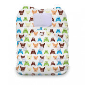 Thirsties One Size All In One Nappy Hook & Loop
