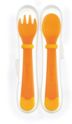 Simba Thermochromic Spoon & Fork Set