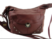 Concealed Carry Handbag Gun Concealment Purse Left/Right Hand 7005 WINE