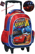 Cars - Disney Junior Trolley backpack with lights 341-52072