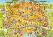Heye African Habitat Puzzles
