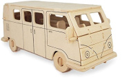 Camper Van - QUAY Woodcraft Construction Kit FSC