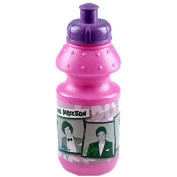 ONE DIRECTION 1D KIDS WATER DRINKS JUICE SCHOOL CHILDREN SPORTS BOTTLE LUNCH BOX