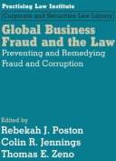 Global Business Fraud and the Law