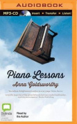 Piano Lessons: A Memoir [Audio]