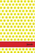 Etchbooks Jacob, Emoji, College Rule