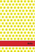 Etchbooks Billy, Emoji, Blank