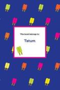 Etchbooks Tatum, Popsicle, Blank
