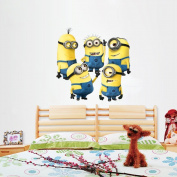Despicable Me Minion Wall Decal